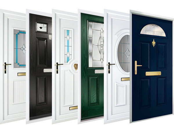 uPVC & Composite External Doors, Glasgow